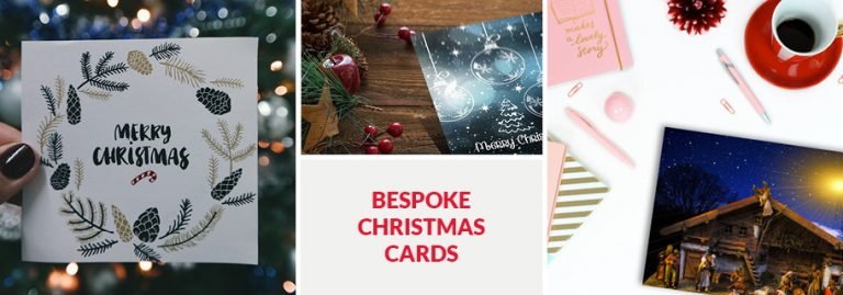 Bespoke Christmas Cards from The Print Runner
