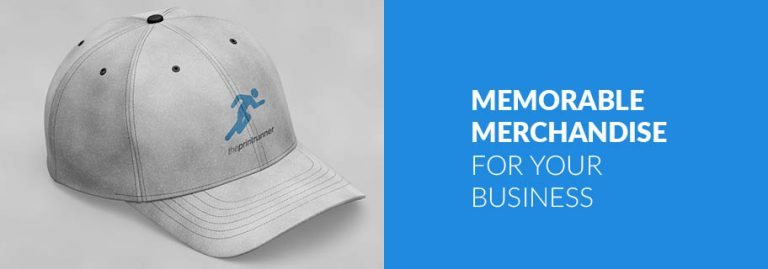 Memorable Merchandise for your Business