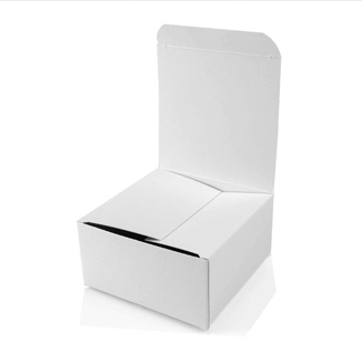 best prices for  Gloss white 1 Piece Gift Box