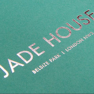 best prices for 12 Page A4 Brochure with Silver Foil