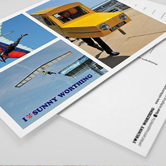 best prices for A6 Matt Laminated Single Sided Postcards