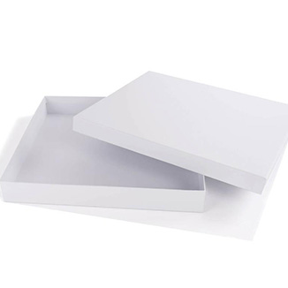 best prices for Luxury White Square Gift Box