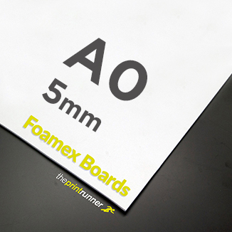 best prices for A0 Foamex External Sign