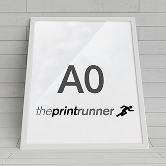 best prices for A0 Economy Poster