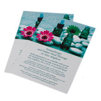 best prices for One Sided A5 Leaflet - Economy Silk