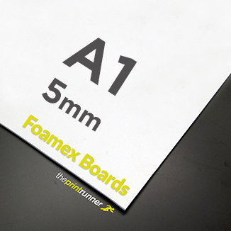 best prices for A1 Foamex External Sign