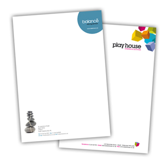 best prices for Super 160gsm Letterheads