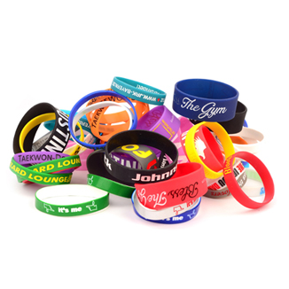 best prices for Silicon Wristbands